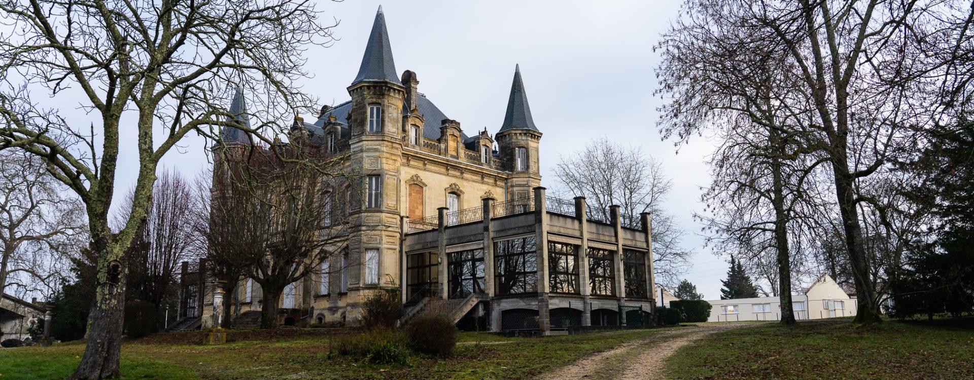 Château de la Séguinie